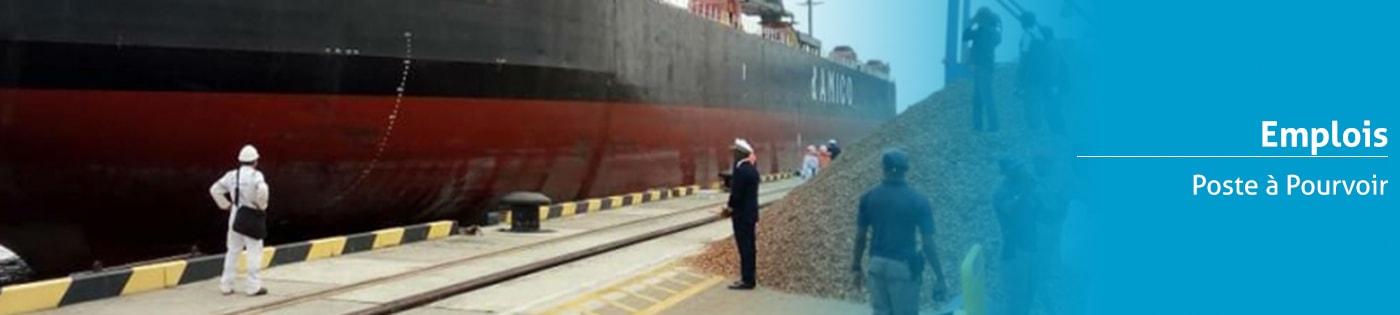 le port autonome de kribi  pak