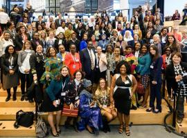 Women of Kribi sharing knowledge in Sweden