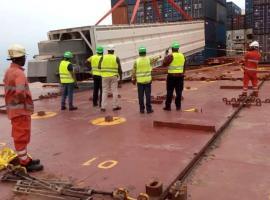 Maersk fait son nid à Kribi