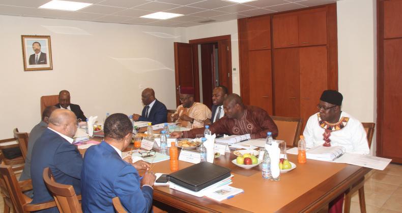 Un Conseil d'administration pour valider un budget d'ambition